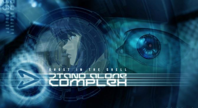 Ghost in the shell sub indo