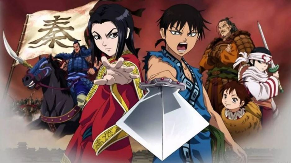 Kingdom Season 2 Sub Indo
