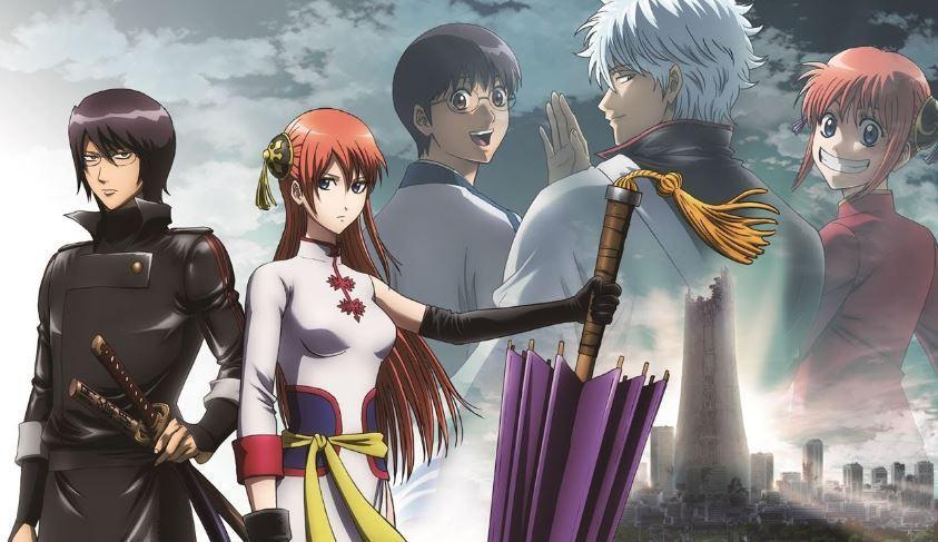 Gintama Movie 2: Kanketsu-hen - Yorozuya yo Eien Nare BD X265 Subtitle Indonesia