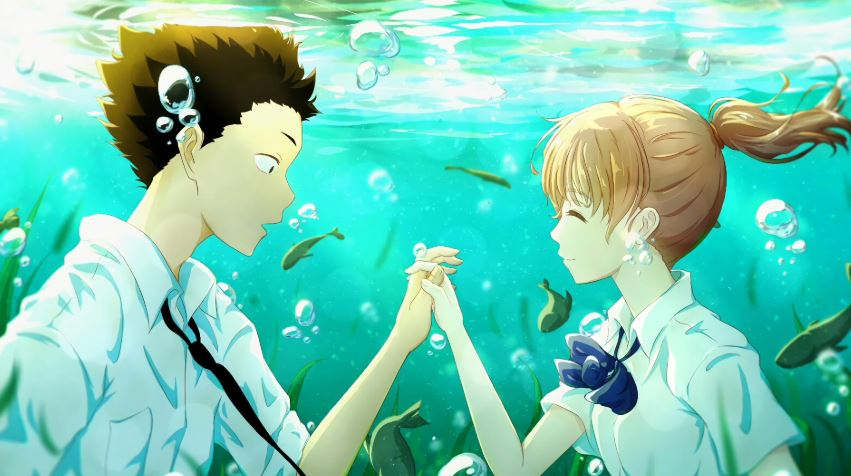 Koe no Katachi BD X265 Subtitle Indonesia