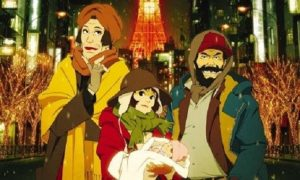 Tokyo Godfathers BD Subtitle Indonesia