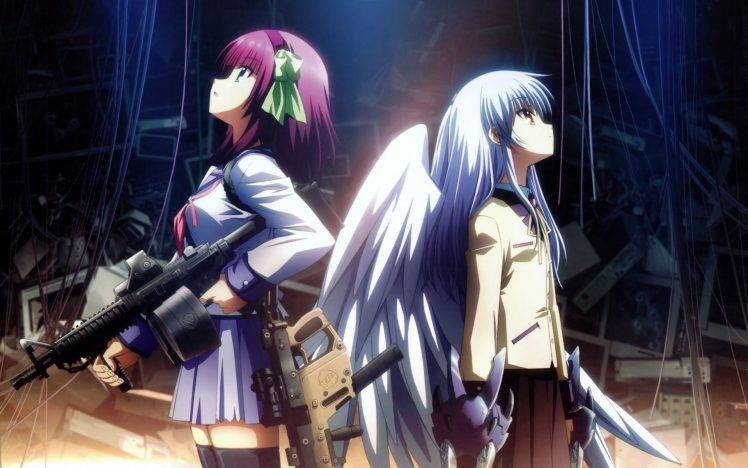 Angel Beats! BD Subtitle Indonesia