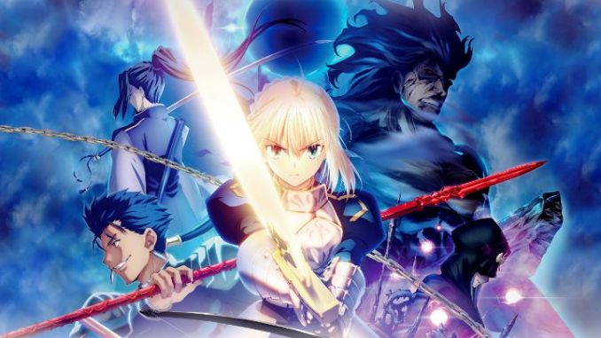 Fate/stay night: Unlimited Blade Works BD Sub indo