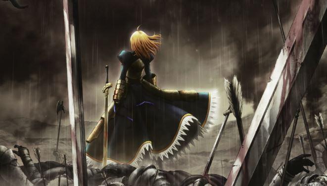 Fate Zero BD x265 Sub Indo