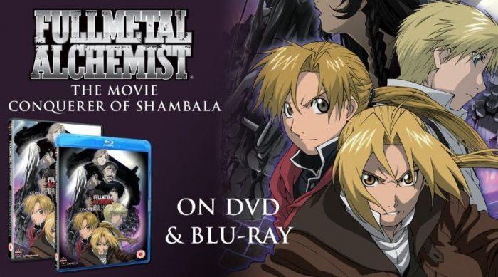 Fullmetal Alchemist Movie 1 The Conqueror of Shamballa BD Subtitle Indonesia