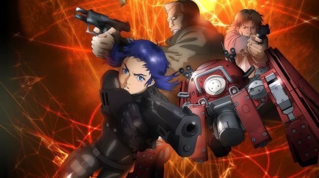 Ghost in the Shell: Arise - Alternative Architecture Subtitle Indonesia