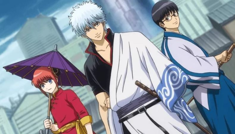 Gintama.: Shirogane no Tamashii-hen - Kouhan-sen Subtitle Indonesia BD [BATCH]