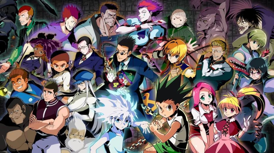 Hunter x Hunter: Greed Island Final Subtitle Indonesia