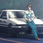 Initial D First Stage BD Subtitle Indonesia