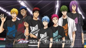 Kuroko no Basket Movie 4: Last Game BD Subtitle Indonesia