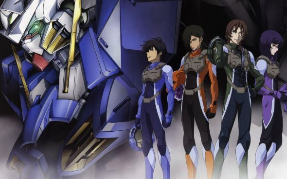 Mobile Suit Gundam 00 Subtitle Indonesia