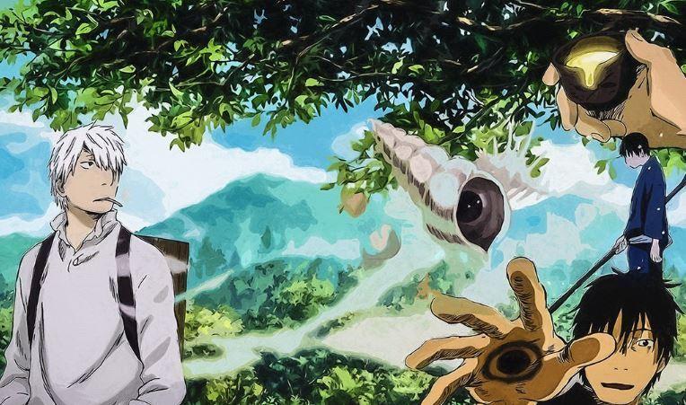 Mushishi Zoku Shou Season 2 BD Subtitle Indonesia