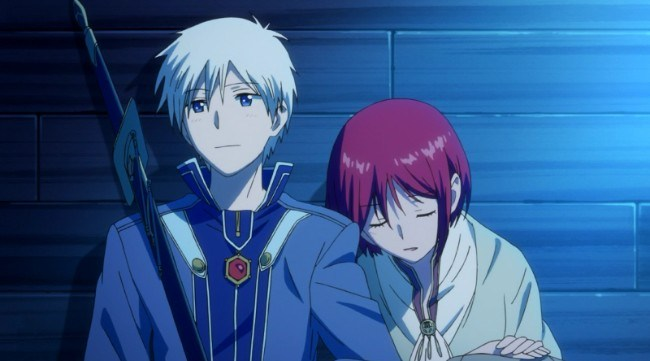 Akagami no Shirayuki-hime Season 2 BD Subtitle Indonesia
