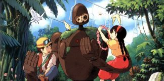 Tenkuu no Shiro Laputa Subtitle Indonesia