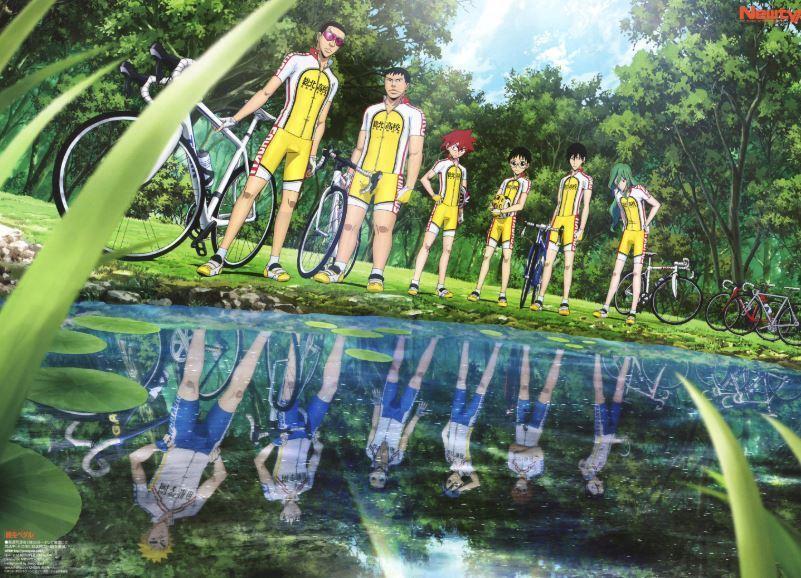 Yowamushi Pedal: Grande Road Subtitle Indonesia