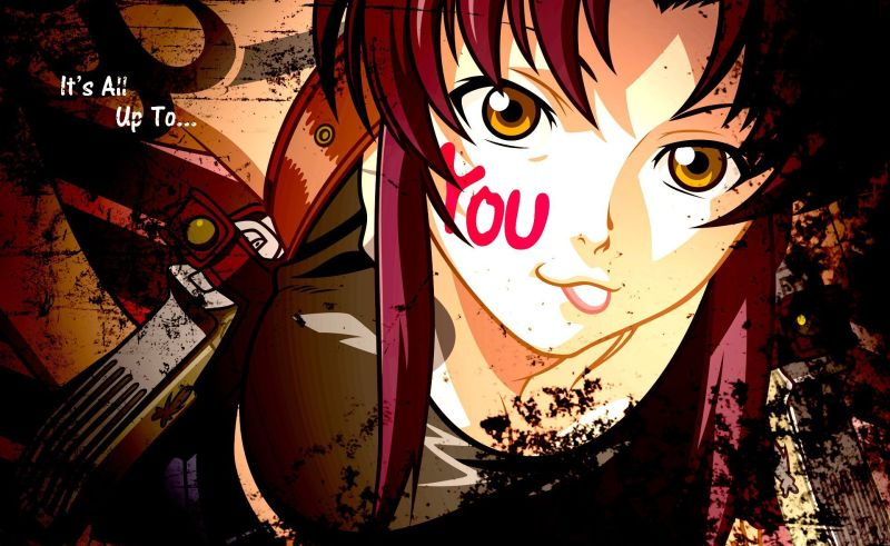 Black Lagoon BD Subtitle Indonesia