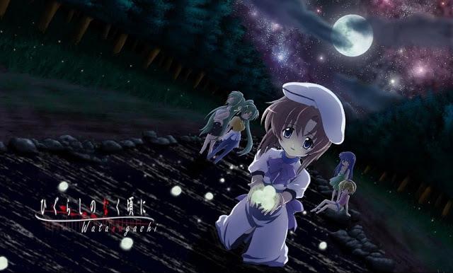 Higurashi no Naku Koro ni Kai BD Sub indo