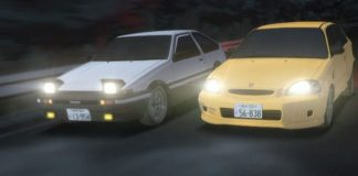 Initial D Fourth Stage BD Subtitle Indonesia
