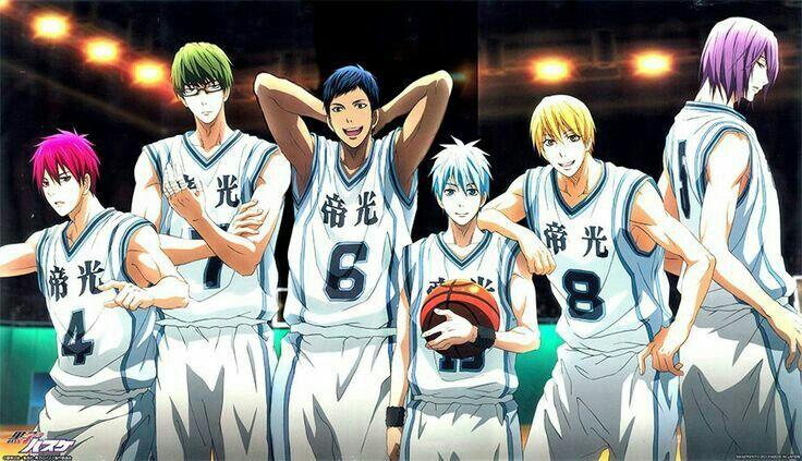 Kuroko no Basket Movie 1: Winter Cup - Kage to Hikari BD Subtitle Indonesia