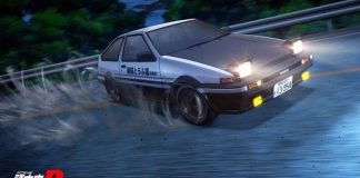 Initial D Third Stage BD Subtitle Indonesia