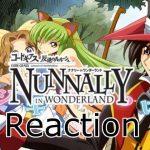 Code Geass: Hangyaku no Lelouch - Nunnally in Wonderland Subtitle Indonesia