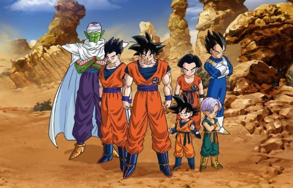 Dragon Ball Z Movie Subtitle Indonesia