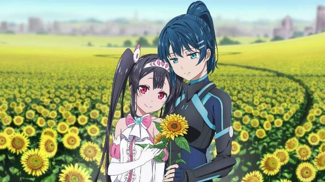 Egao no Daika Subtitle Indonesia
