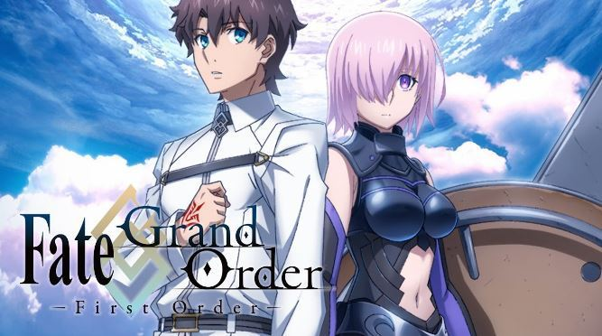 Fate/Grand Order First Order Subtitle Indonesia