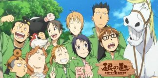 Gin no Saji Subtitle Indonesia