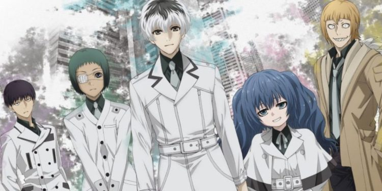 Tokyo Ghoul:re BD Subtitle Indonesia