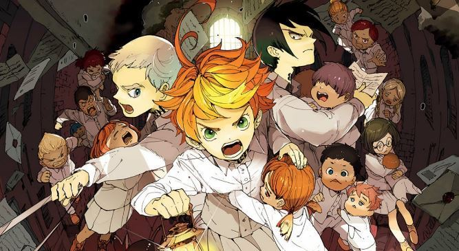 Yakusoku no Neverland Subtitle Indonesia