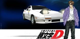 Initial D Second Stage BD Subtitle Indonesia