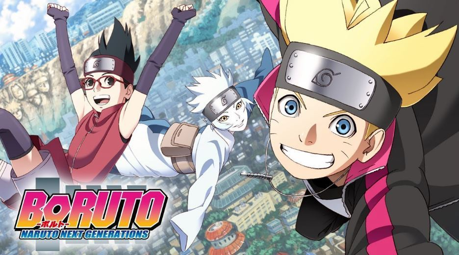 Boruto: Naruto Next Generations Subtitle Indonesia