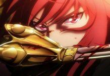 Nejimaki Seirei Senki: Tenkyou no Alderamin BD Subtitle