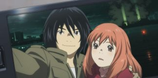 Higashi no Eden Movie I: The King of Eden BD Subtitle Indonesia