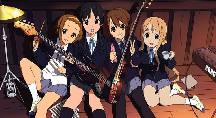 K-On! BD x265 Subtitle Indonesia
