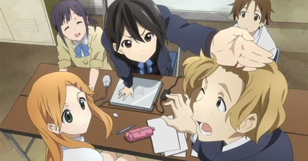 Kokoro Connect: Michi Random BD Subtitle Indonesia