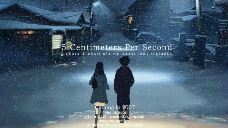 Byousoku 5 Centimeter BD Subtitle Indonesia