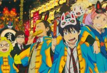 Ao no Exorcist Movie Subtitle Indonesia