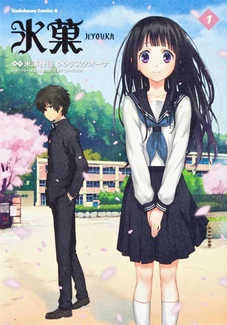 Light Novel Hyouka English
