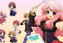 Baka to Test to Shoukanjuu Ni! Subtitle Indonesia