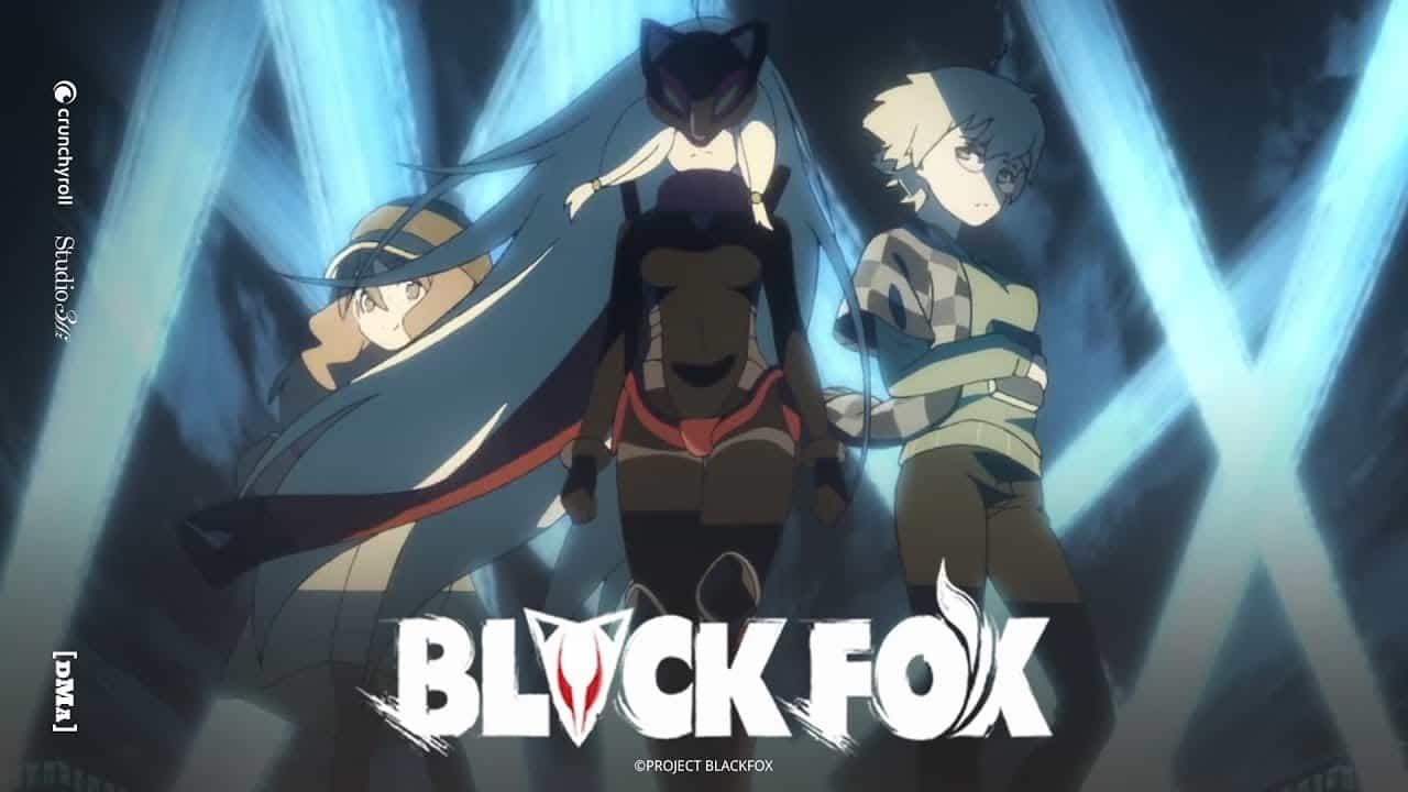 Black Fox Movie (2019) Subtitle Indonesia