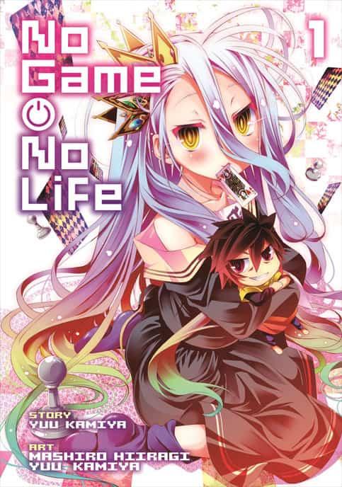 Manga No Game No Life Bahasa Indonesia