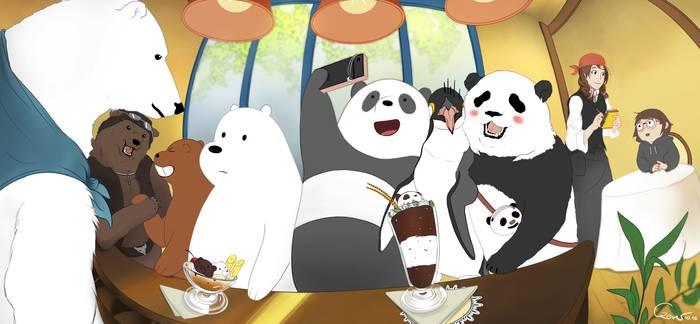 Shirokuma Cafe BD Subtitle Indonesia